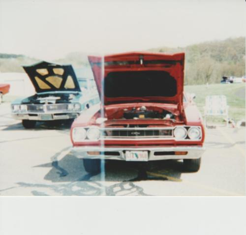 Old car show, 3